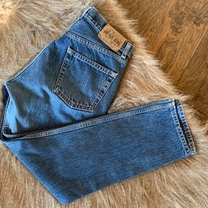 Gap Vintage Button Fly Boy Fit Ankle Jeans -WM 8